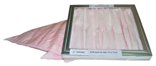 Systemair VX 400TTV-TV/P -filter